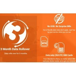 4GB Mobile Data