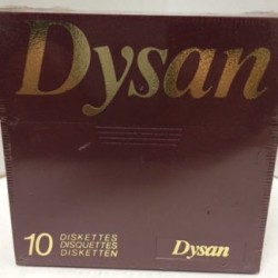 Dysan Diskettes 10 Pack (9 Units)