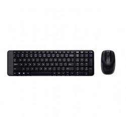Logitech Wireless Keyboard and Mouse MK220