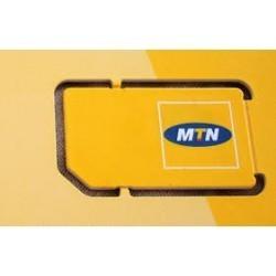 MTN LTE Sim Card (Standard)