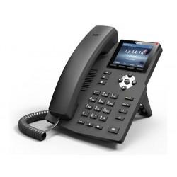 Fanvil 2SIP Gigabit Colour VoIP Phone No PSU   X3G